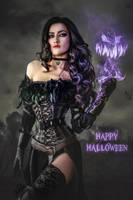 Happy Halloween, dear fellows! by EL-LY