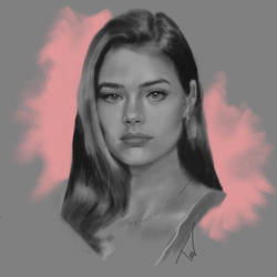 Denise Richards by tiagoexp1