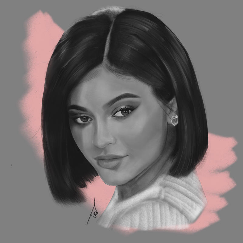 Kylie by tiagoexp1