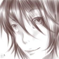 Rukia by EternalNyappy