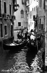 Venetian Gondola by DaggerY