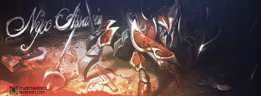 dota 2 nyx assassin facebook cover by cruzerblade1029 on deviantart