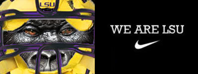 We Are LSU  Gorilla Ball