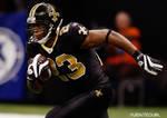 NFL Saints: All Black Uniform by yurintroubl