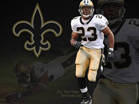 NFL Saints - Pierre Thomas