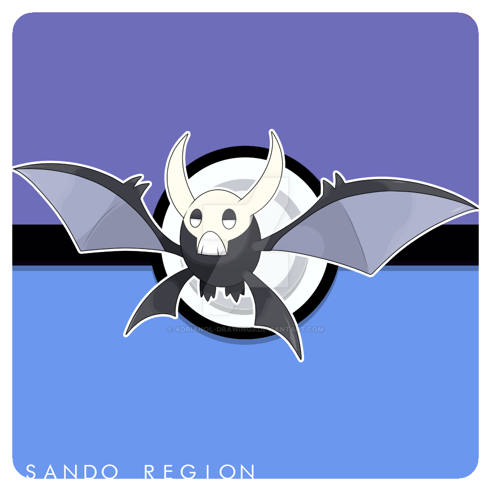 241 - Crobat (Sando Form) by AdrianoL-Drawings on DeviantArt