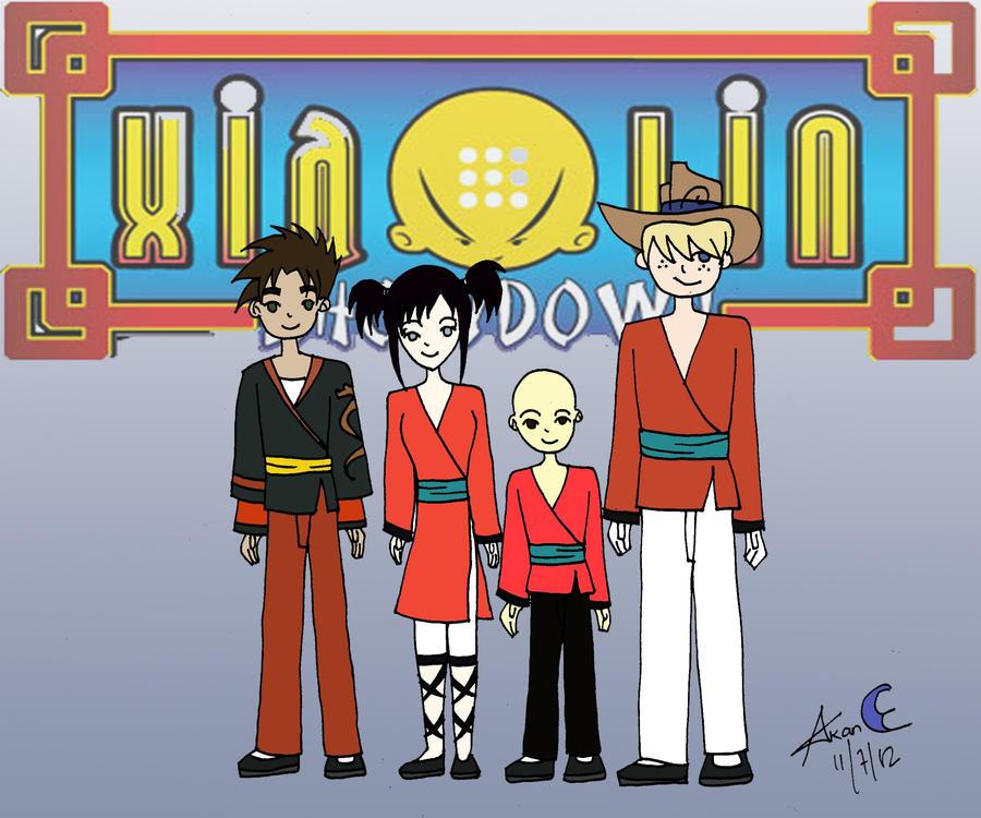 Xiaolin Showdown by AkaneYueyuki on DeviantArt
