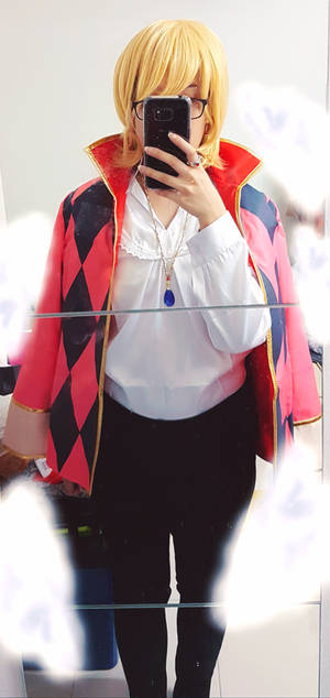 Howl's Moving Castle Costest