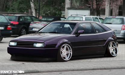 VW - Corrado Stanced