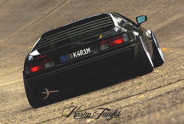 BMW - M1 (EgyptionOldSchool) by K-KKZ