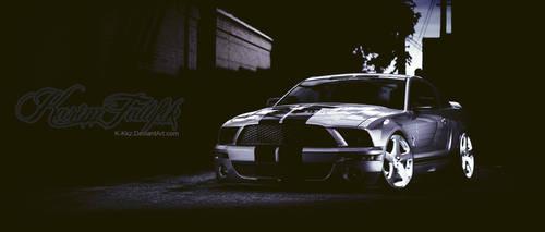 Shelby - Mustang GT500 Cobra