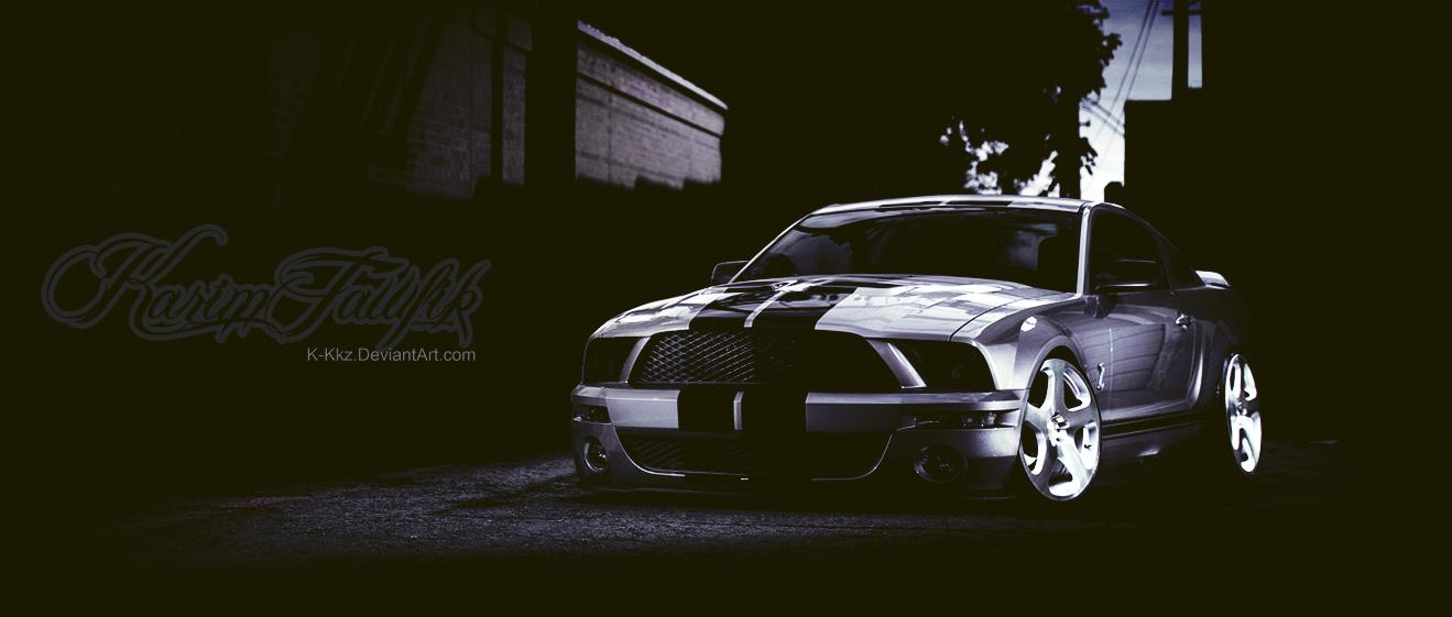 Shelby - Mustang GT500 Cobra by K-KKZ