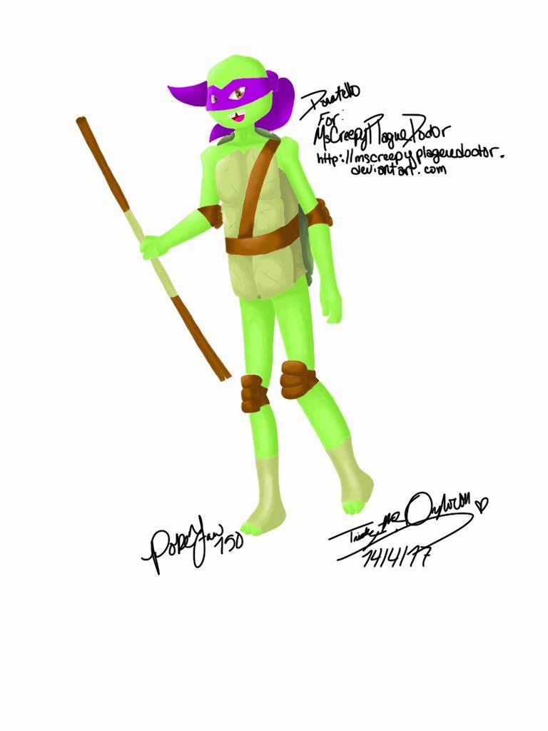 Donatello by PokeFan150