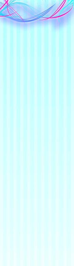 Custom Blue/Pink Swirls Background