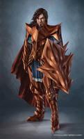 Borjav Dragon knight
