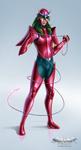 Shun Andromeda - Proyecto Saint Seiya