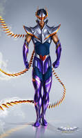 Phoenix Ikki - Saint Seiya Project