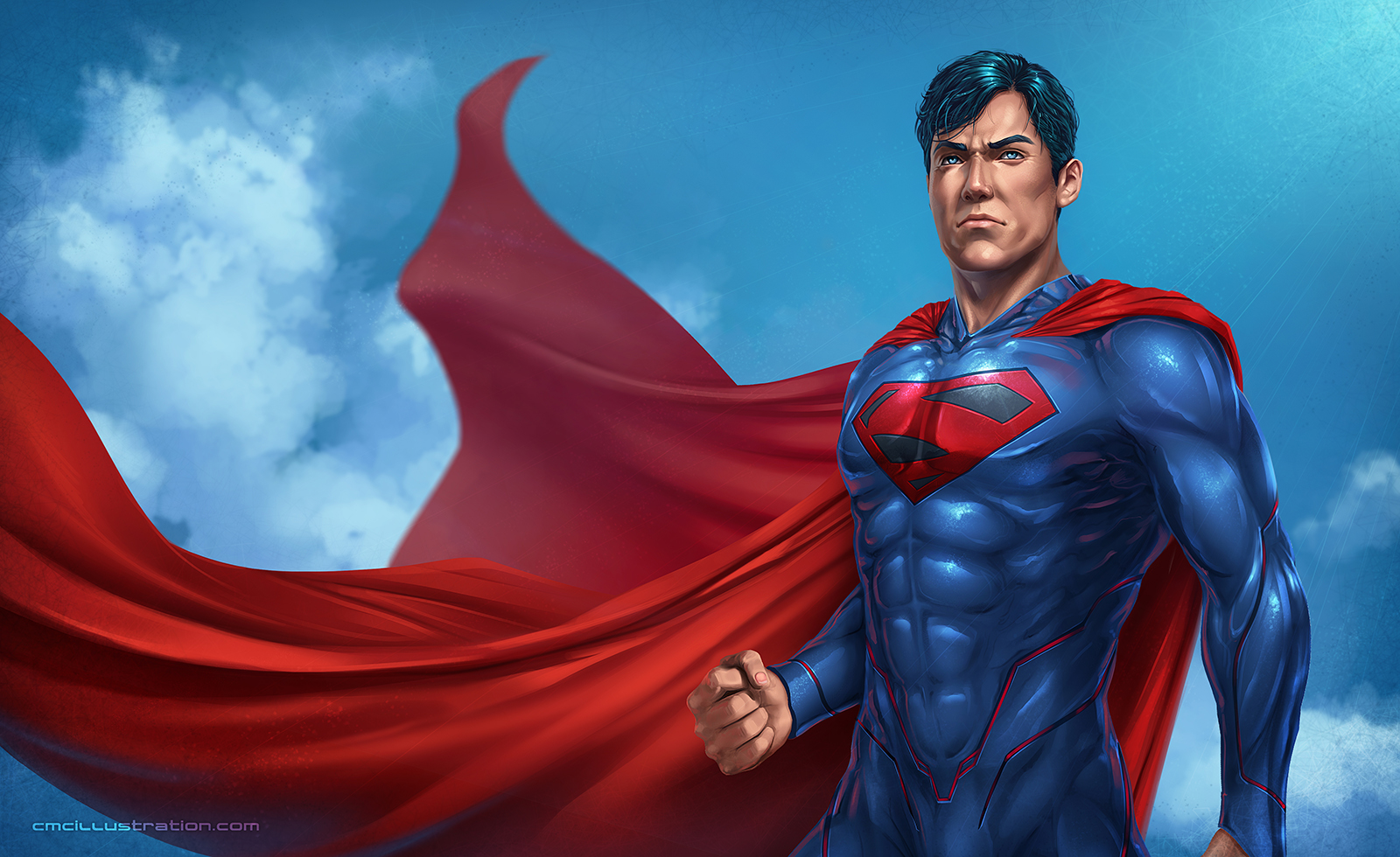 Superman New52 by Aioras