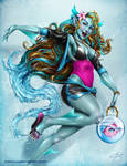 Real Lagoona Blue - Monsters High