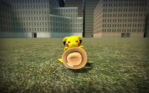 Hello I am a Pikachu by Sergey004