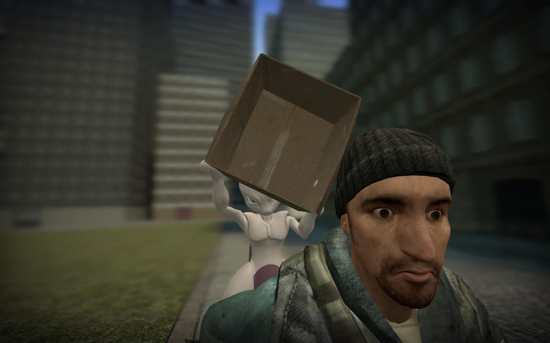 Box surprise by Sergey004
