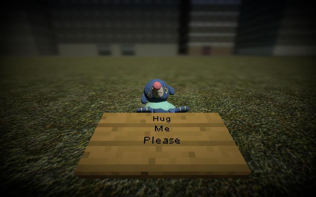 Popplio need your hug by Sergey004