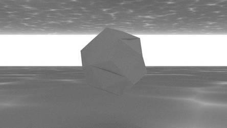My first 3D render