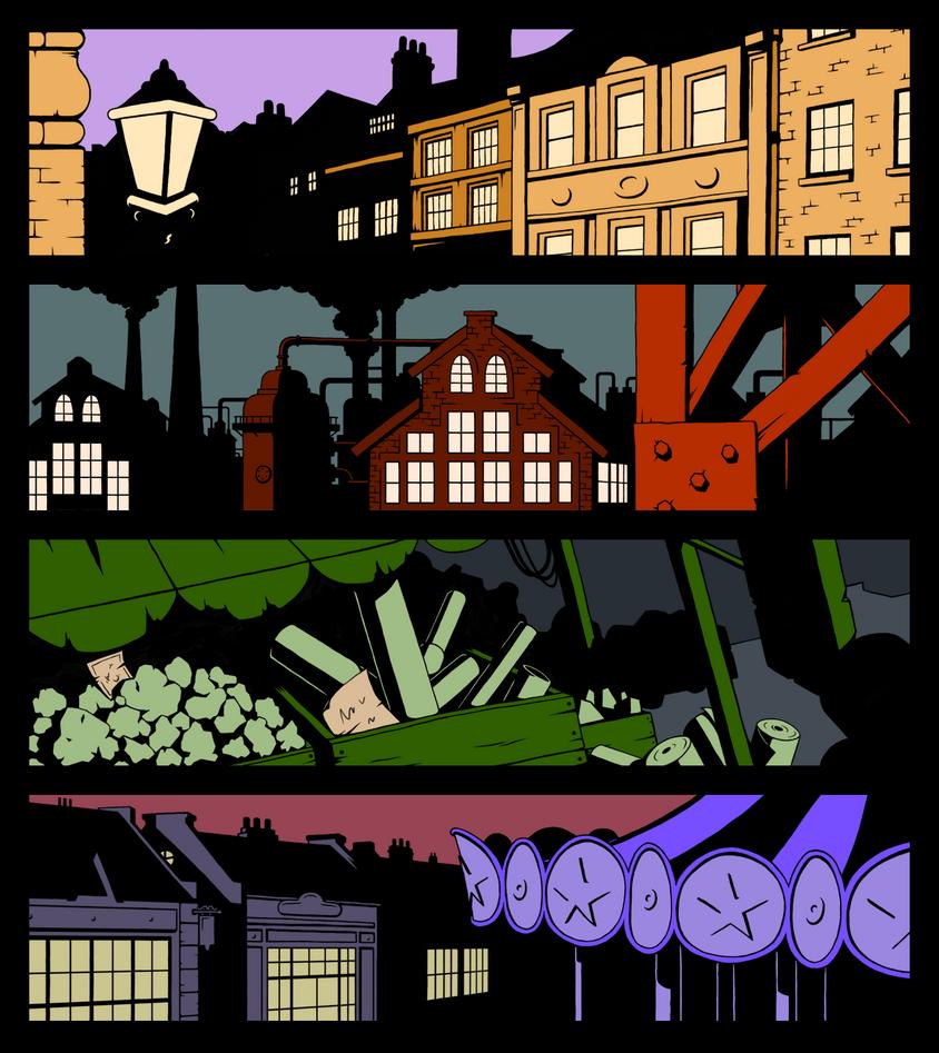 Districts previews by chibisl2