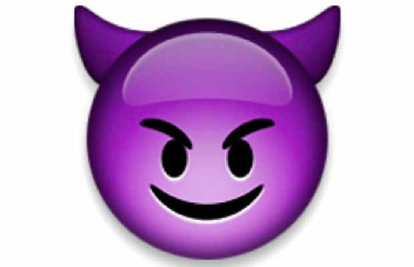 By dionna2018 on deviantart - Emoticon diable ...