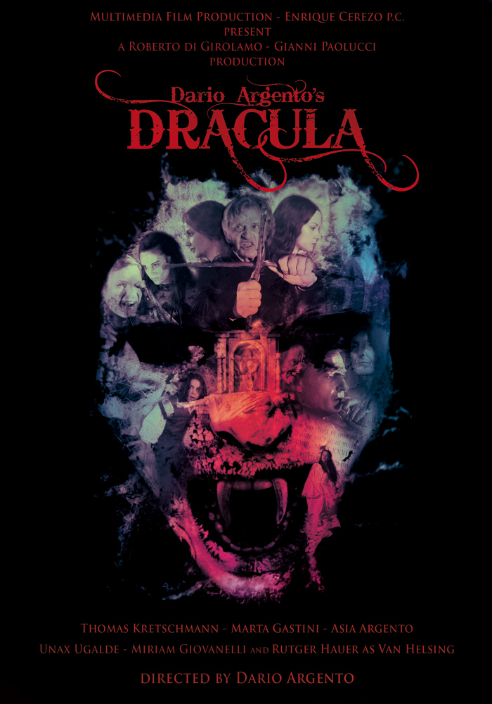 DARIO ARGENTO'S DRACULA_poster contest by dcf on DeviantArt