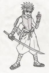 Random Ninja by Bakame