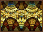 In Hathor's Temple by WestOz64