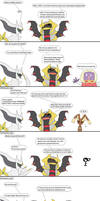 Why Giratina Was Banished