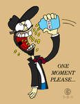 Nostalgia Critic Goes Nuts by Cartoon-Eric