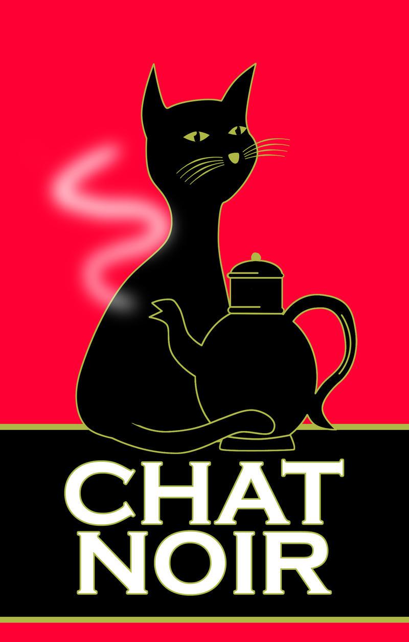 Chat Noir by Cartoon-Eric