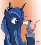 Luna and Tiberius