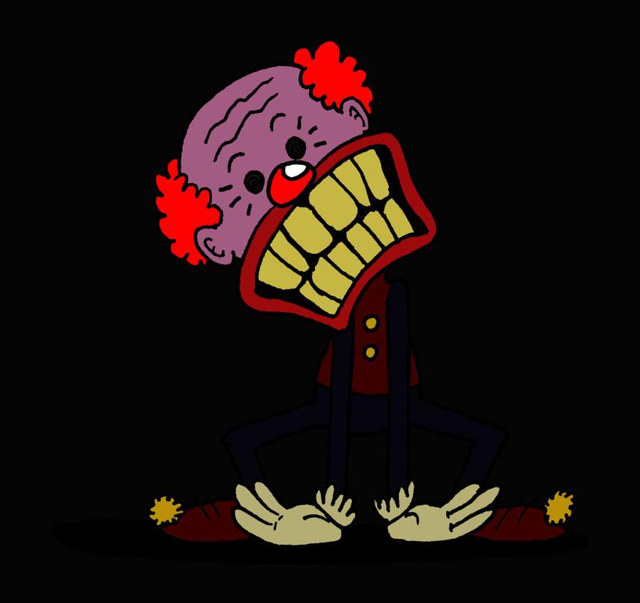 Grunkfuss the Clown by Cartoon-Eric