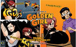 Volume 1 of Golden Girl's Comic Now Available