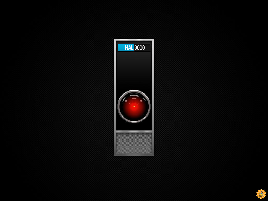 hal 9000 by bsmntdwllr on deviantart