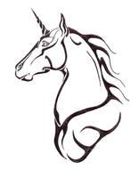 Unicorn by MidNiteSuicide