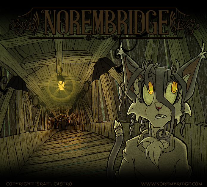 Shadow of the Mad Bridge by Norembridge