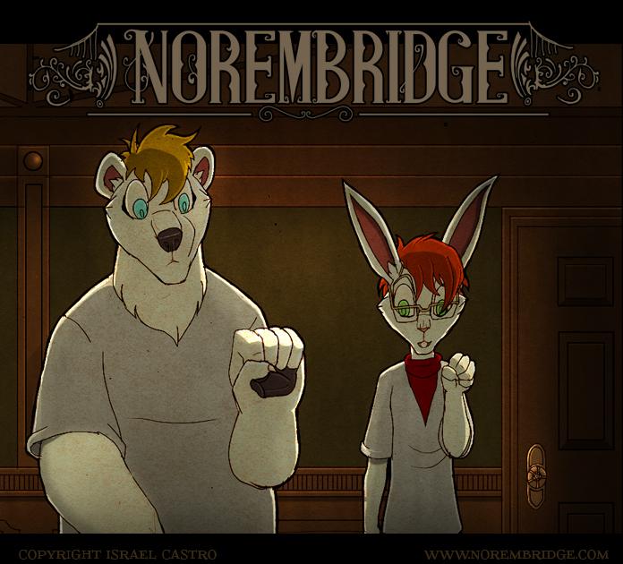 Knock-knock by Norembridge