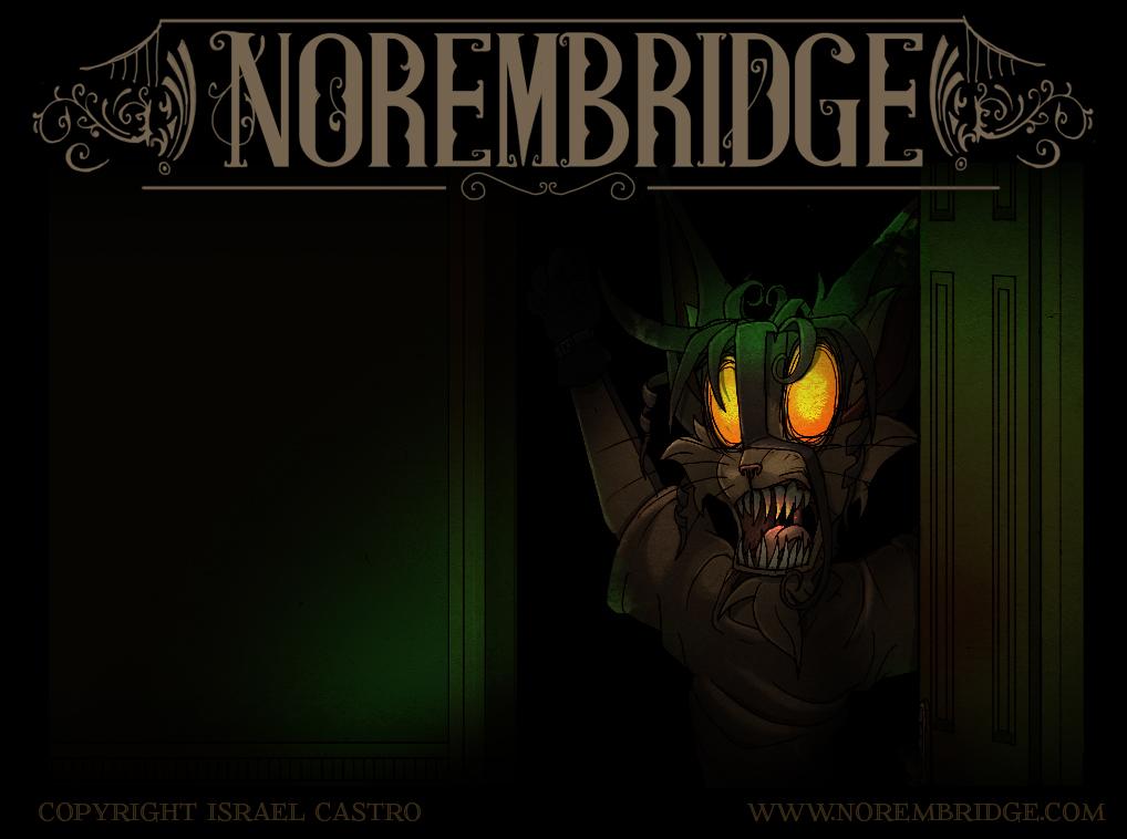 Behind the Door by Norembridge