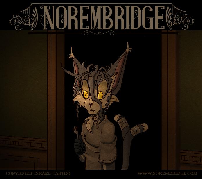 Chapter 3 Stranger Daze by Norembridge