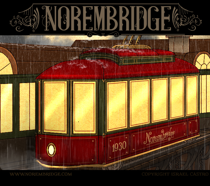 Norembridge Preview 03-03 by Norembridge