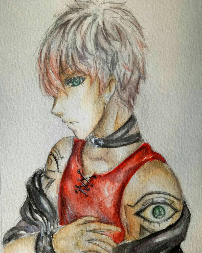 Mystic Messenger: Unknown by adelhydee