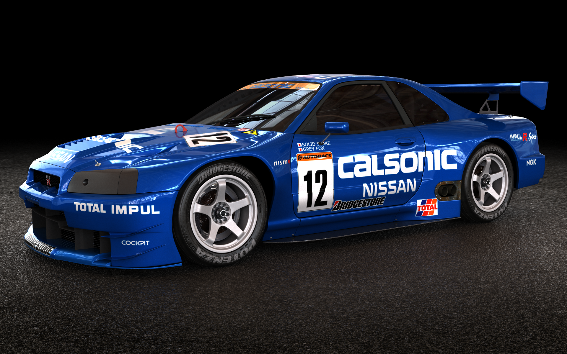 Nissan skyline gt r r34 jgtc calsonic view 1 by keshon83 on deviantart nissan skyline gt r r34 jgtc calsonic view 1 by keshon83 vanachro Gallery