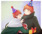 Happy Birthday Sasori!