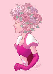 Roses in Her Head