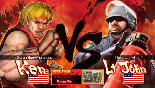 Ken VS Lt John